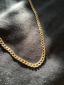 4mm 14 kt gold chain, in perfect condition