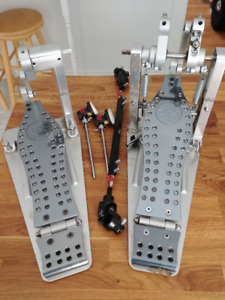 "DW MDD ""Direct Drive"" Machined Double Pedals"
