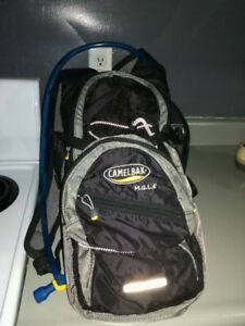 Camelback hydration mule pack