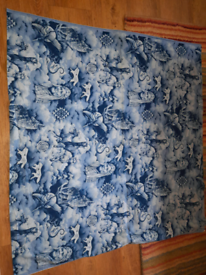 Vintage 100% Quilting Fabric.