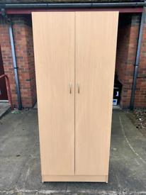 Beechwood wardrobe £85
