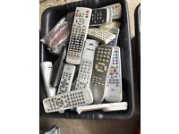 Various Remote Controls New and Used