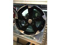 18 Audi vw seat skoda Volkswagen alloy wheels alloys rims 5x112