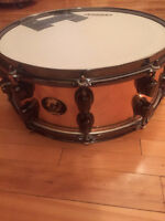 "Snare drum Mapex Black Panther ""precious metal phosphore bronze"""
