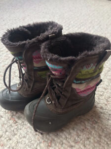 North face winter boots us11