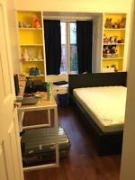 Home stay room rental