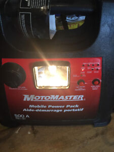 500Amp Booster