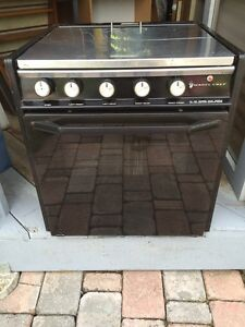 "Used Magic Chef 21"" RV Oven"