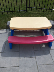 Picnic Table Little Tikes
