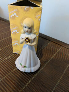 """""""Growing up"""" Age 9 Doll figurine"""