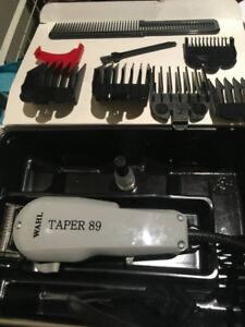 Wahl Professional Taper 89 Clipper, full kit