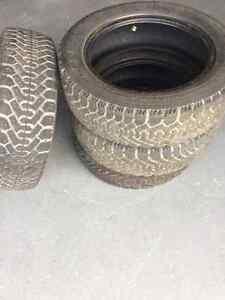 Tires P185/60r15 Nordic winter tires St. John's Newfoundland image 1