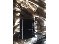 PS3 HDMI, power cable, charger cable and 1x controller included