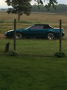 Pontiac Firebird Convertible for sale