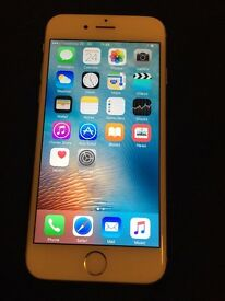 iPhone 6s 64gb White/Gold