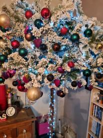 Insperations upside down christmas tree