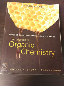 Organic Chemistry 2213 Textbook & Answer Book