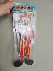 "HUGE 19"" Tall Bacon Jumbo Fridge Magnets - Brand New  I Have 3 Kitchener / Waterloo Kitchener Area image 2"