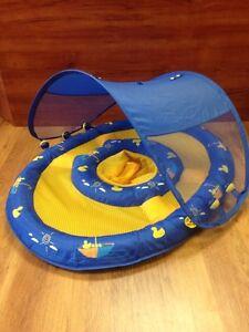Bateau flotteur pour bébé