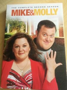 Mike and molly dvd season 2