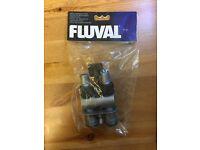 Fluval aquastop valve for external filter 204/205
