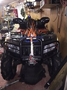2012 Arctic Cat MudPro 700 Ltd