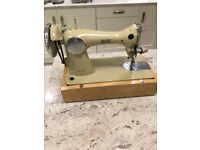 Alpha Challenge Vintage Sewing machine