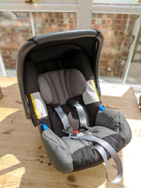 Britax Baby Safe child seat unused, can deliver if close