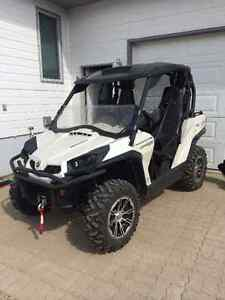 Like New Can Am Commander Limited 1000