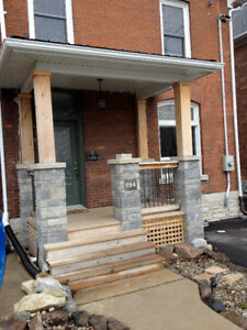 Downtown Core - Spacious 2 Bedroom - Near KRock, Woolen Mill