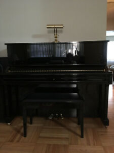 Yamaha U1 - Upright piano