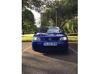 2003 (53) Volkswagen Golf R32 DBP 5dr FVWSH