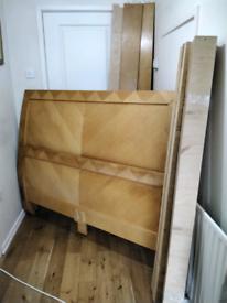 Oak Furniture Land King Size Bed Frame Excellent Quality Can Deliver