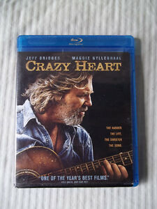 Blue Ray DVD Movie - Crazy Heart