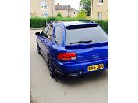 Subaru impreza turbo AWD 2000 300+hbp Quick sale,