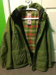 North Face Thermoball Winter Jacket Medium Like New Belleville Belleville Area image 4