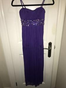 Purple Prom/Grad Dress