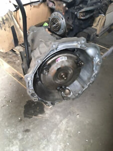 4L65E GMC CANYON 2 WHEEL DRIVE TRANSMISSION WITH CONVERTER
