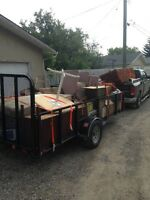 Low cost junk removal services, ( prices starting at $35 )