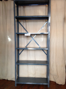 Multi-Purpose Steel Shelving