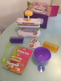 Kids Cereal Bar Maker (in as New condition)
