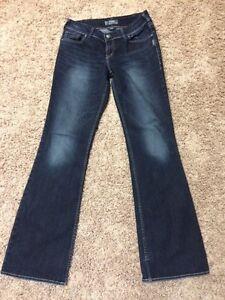 Silver Suki Jeans - Size 30/34