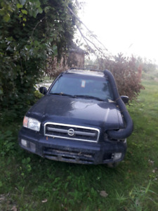 04 pathfinder sell or trade