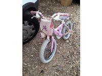 Mini miss bike