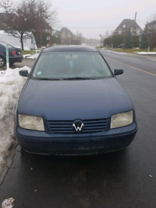 Volkswagen Jetta tdi 2002 Diesel Automatic with tires included