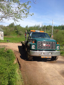 Deck Truck/Tow Truck Price Reduced Owner motivated to Sell!