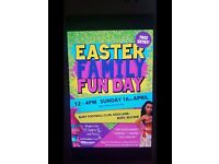Easter family funday