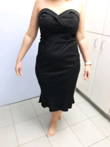 Ladies Black Dress