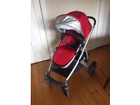 Uppababy Vista 2015 complete travel system