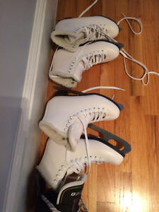 Camco Lady Skates - 2 pairs size 6.0
